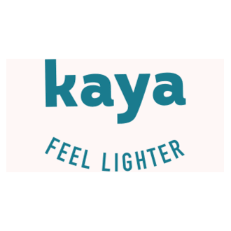 Logo Kaya feel lighter