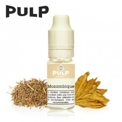 Tabac Mozambique 10 ml Pulp