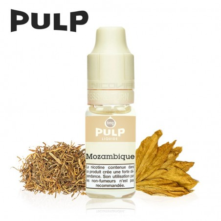 Tabac Mozambique - 10 ml - Pulp