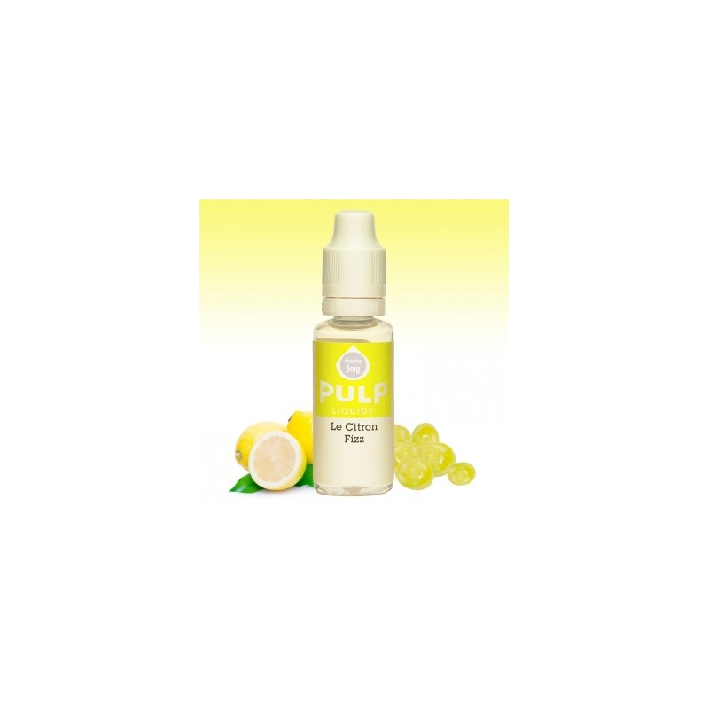 Le Citron Fizz - 10 ml - Pulp