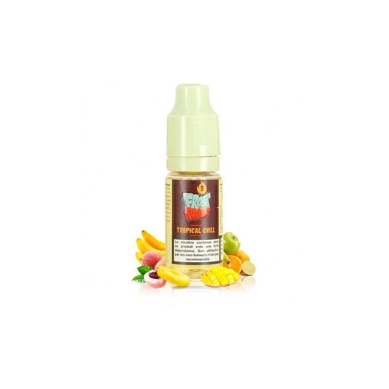Tropical Chill - 10ml - Pulp