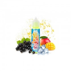 Cassis Mangue - 50 ml - Fruizee