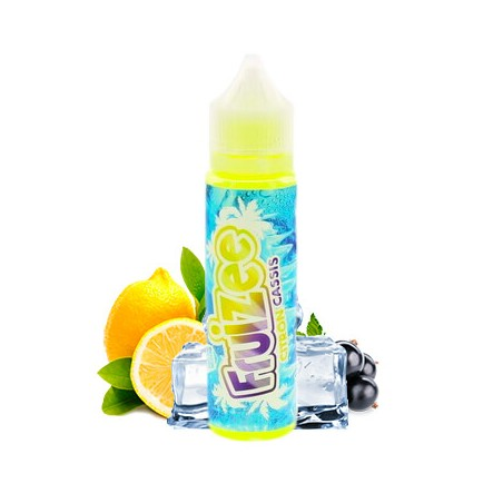 Citron Cassis - 50 ml - Fruizee