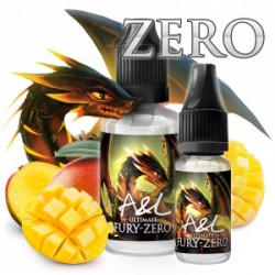 Concentré Fury Zero - 30 ml - A&L Ultimate